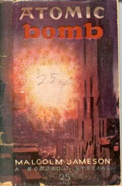 book cover of Atomic Bomb
