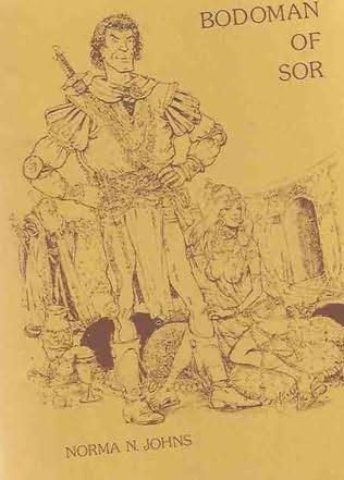 book cover of Bodoman of Sor