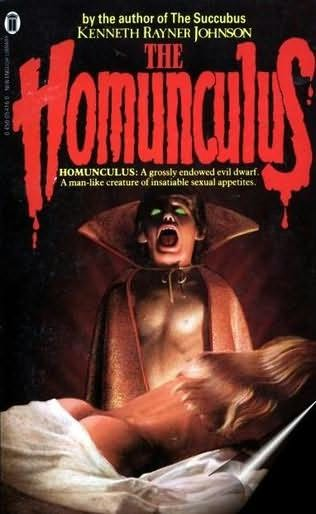 book cover of The Homunculus