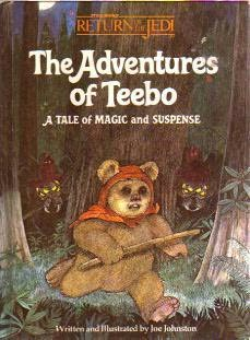 book cover of The Adventures of Teebo