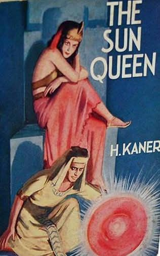 book cover of The Sun Queen