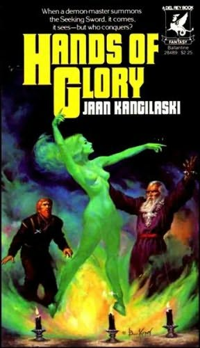 book cover of Hands of Glory