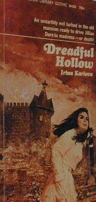 book cover of Dreadful Hollow