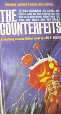 book cover of The Counterfeits