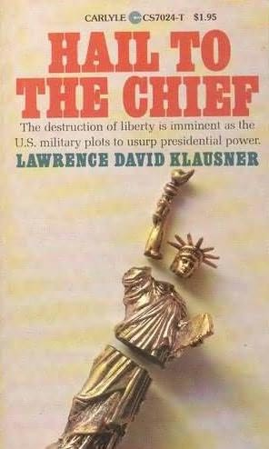book cover of Hail to the Chief