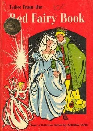 book cover of Tales from the Red Fairy Book