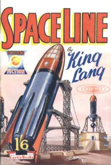 book cover of Space Line