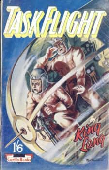 book cover of Task Flight
