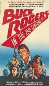 book cover of Buck Rogers in the 25th Century