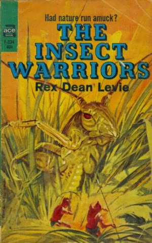 book cover of The Insect Warriors