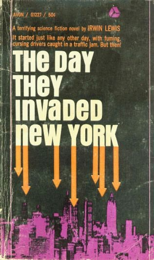 book cover of The Day They Invaded New York