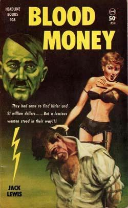 book cover of Blood Money