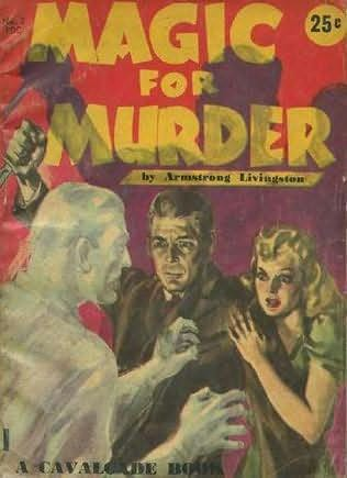 book cover of Magic for Murder