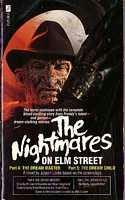 book cover of The Nightmares on Elm Street Part 5