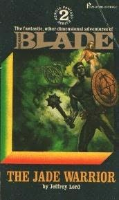 book cover of The Jade Warrior