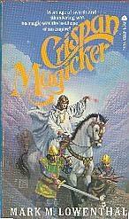 book cover of Crispan Magicker
