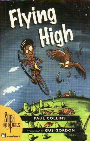 book cover of Flying High!