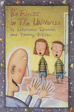 book cover of Be First in the Universe