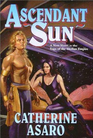 book cover of Ascendant Sun