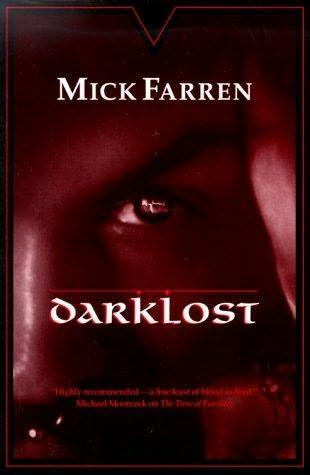 book cover of Darklost