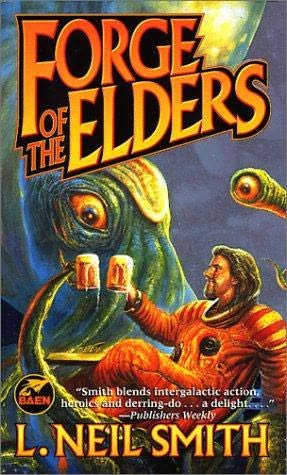 book cover of Forge of the Elders