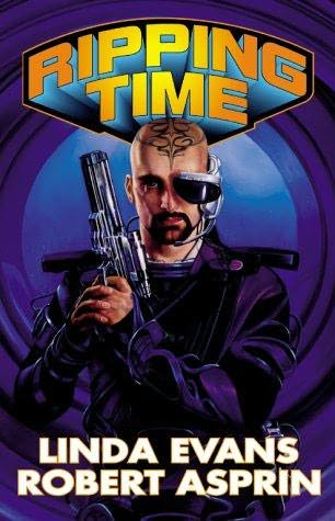 book cover of Ripping Time