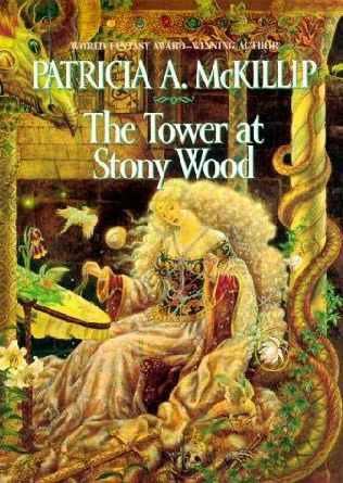 book cover of The Tower at Stony Wood