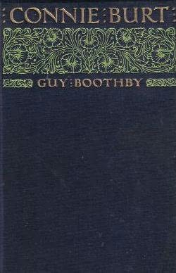 book cover of Connie Burt
