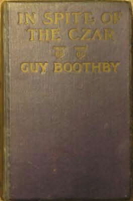 book cover of In Spite of the Czar