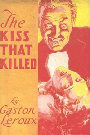 book cover of The Kiss that Killed