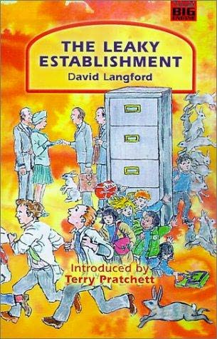 book cover of The Leaky Establishment