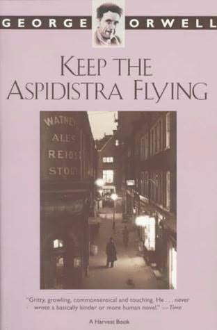 keep the aspidistra flying Amazonin - buy keep the aspidistra flying book online at best prices in india on  amazonin read keep the aspidistra flying book reviews & author details.