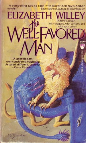 book cover of The Well-Favored Man