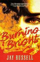 book cover of Burning Bright