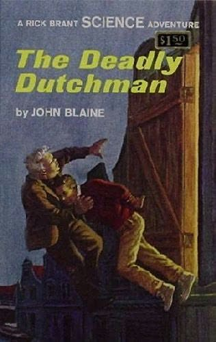 book cover of The Deadly Dutchman