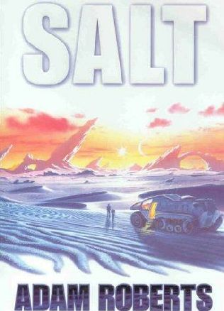 book cover of Salt