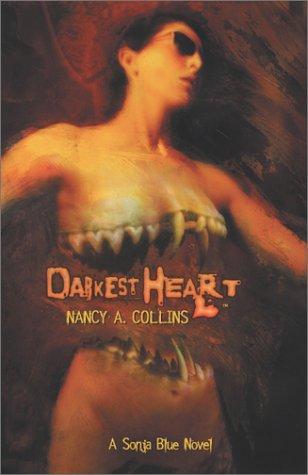 book cover of Darkest Heart