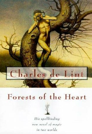 book cover of Forests of the Heart