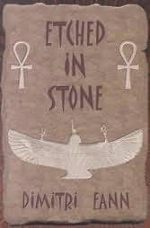 book cover of Etched in Stone
