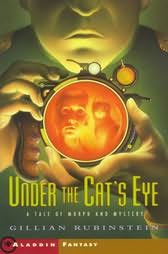 book cover of Under the Cat\'s Eye
