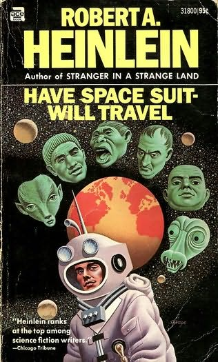 book cover of Have Spacesuit - Will Travel