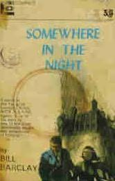 book cover of Somewhere in the Night