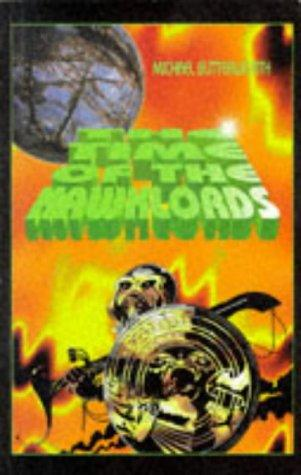 book cover of The Time of the Hawklords