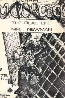 book cover of The Real Life Mr Newman