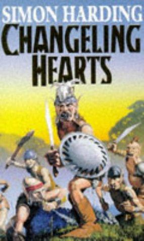 book cover of Changeling Hearts