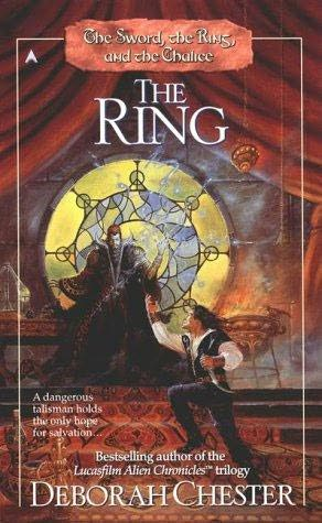book cover of The Ring