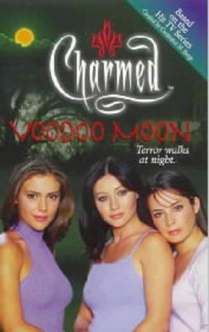 book cover of Voodoo Moon