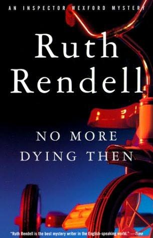 book cover of No More Dying Then