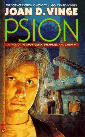 book cover of Psion