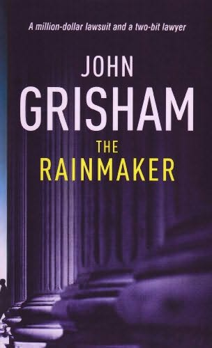 a literary analysis of the rainmaker by john grisham It has been several years since i've read a book by john grisham (i believe the  last  of course, it doesn't hurt that the main character in the rainmaker has his .